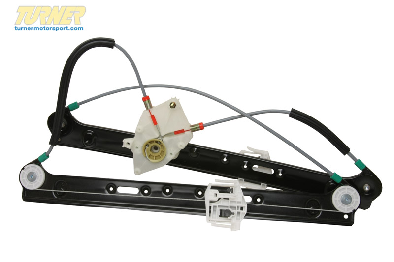 T#5065 - 51333448250 - Window Regulator - Right Front - E83 X3 2.5i 3.0i 3.0si - Genuine BMW - BMW