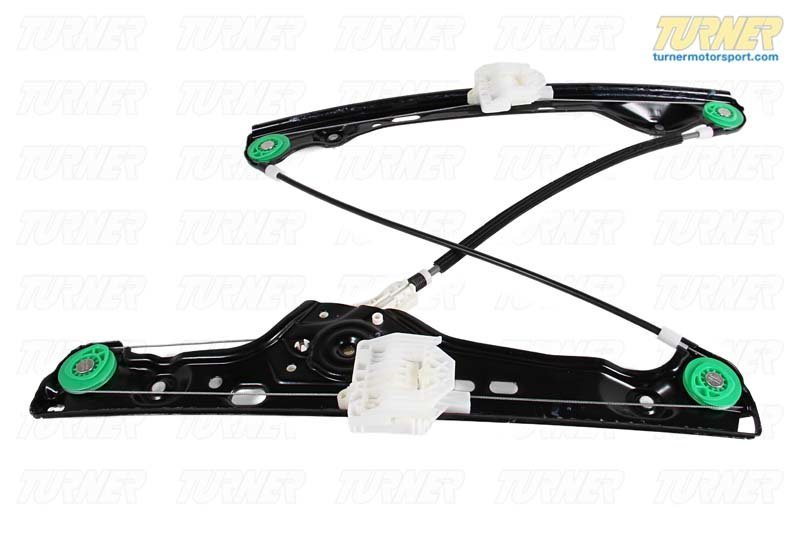 T#5609 - 51337140588 - Window Regulator - Front Right - E90 325i 328i 330i 335i M3 - Genuine BMW - BMW
