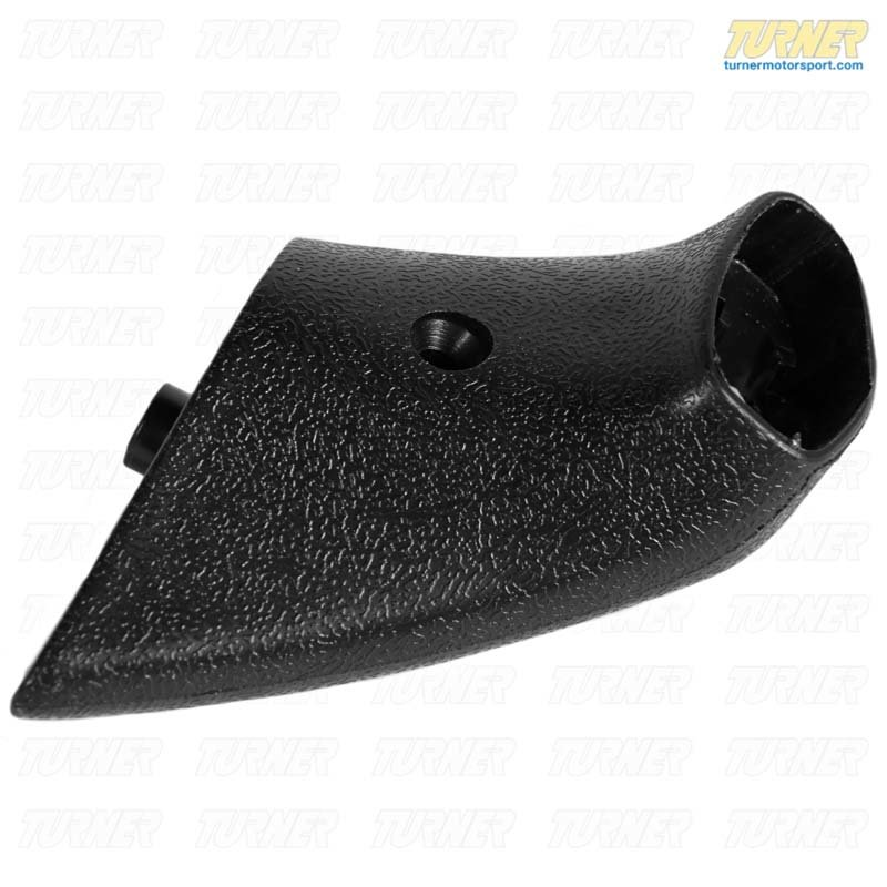T#95374 - 51411815236 - Genuine BMW Arm Rest Upper Part Right Schwarz - 51411815236 - Genuine BMW -