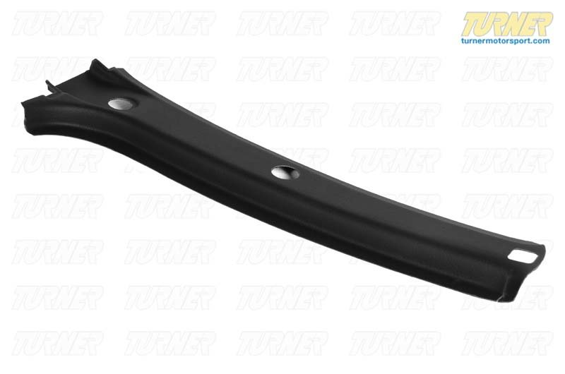 T#102198 - 51431904794 - Genuine BMW Covering Column-Center Right Schwarz - 51431904794 - E30 - Genuine BMW -