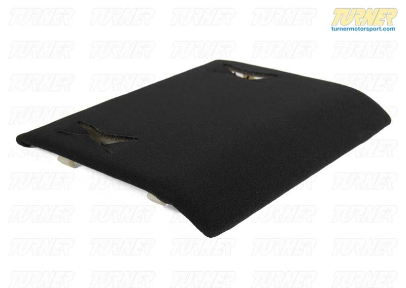 T#13869 - 51442699063 - Genuine BMW Front Headlining Cover Schwarz - 51442699063 - E46,E46 M3 - Genuine BMW -