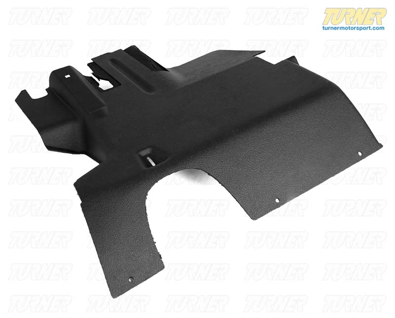 T#21113 - 51451884247 - Genuine BMW Trim Panel Lower Left Anthrazit - 51451884247 - E30,E30 M3 - Genuine BMW -