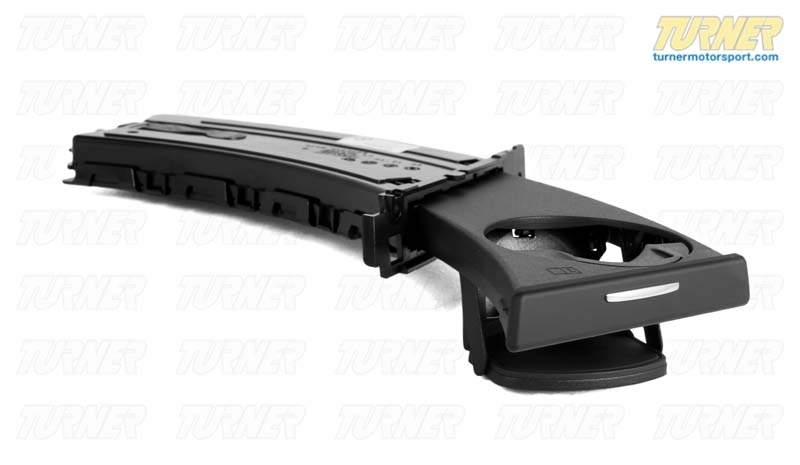 T#13881 - 51459173463 - Genuine BMW Cup Holder - Black - Left - E90 E92 E93 - Genuine BMW - BMW