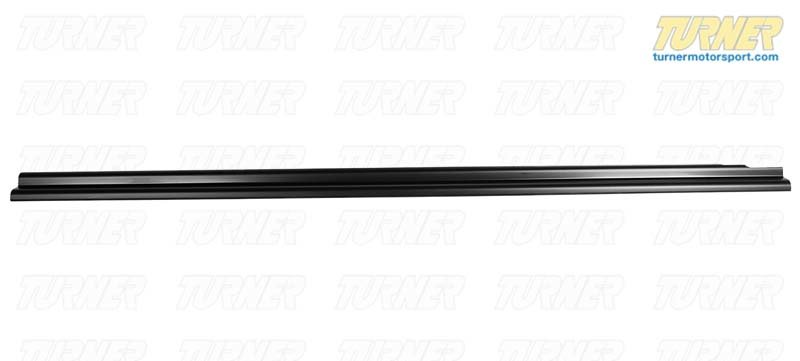 T#9899 - 51471906724 - Door Sill Trim Strip - Outer Right - E30 coupe - Genuine BMW - BMW