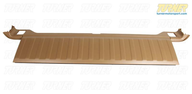 T#110948 - 51476967844 - Genuine BMW Loading Sill Cover Beige - 51476967844 - E70 X5 - Genuine BMW -