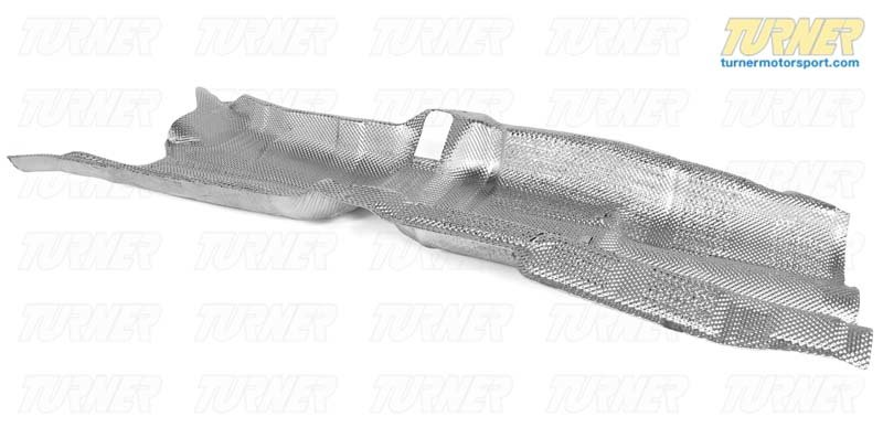 T#21964 - 51488119049 - Genuine BMW Tunnel Heat Resistant Plate - 51488119049 - E36,E36 M3 - Genuine BMW -