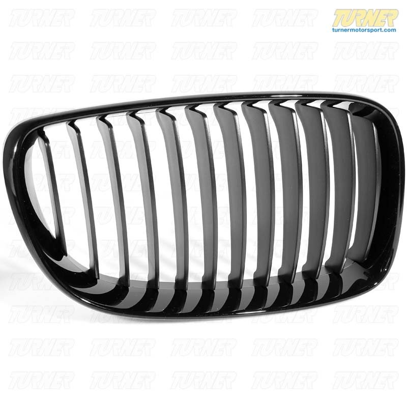 T#24189 - 51710441920 - Genuine BMW Front Trim Grill, Black, Right - 51710441920 - Genuine BMW -