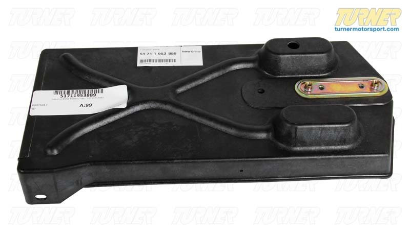 T#116589 - 51711953889 - Genuine BMW Battery Tray - 51711953889 - E30 - Genuine BMW -