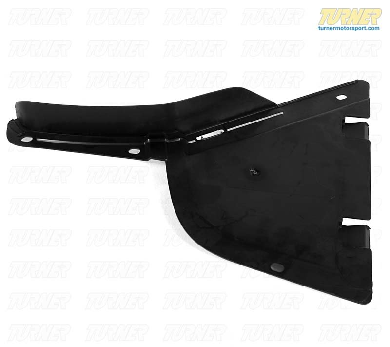 T#12807 - 51711977117 - Front Bumper Support Panel - Left - E36  - Genuine BMW - BMW