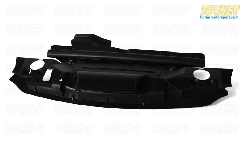 T#10070 - 51711977986 - Upper Radiator Top Air Duct Cover - E36 323i 325i 328i M3 - Genuine BMW - BMW