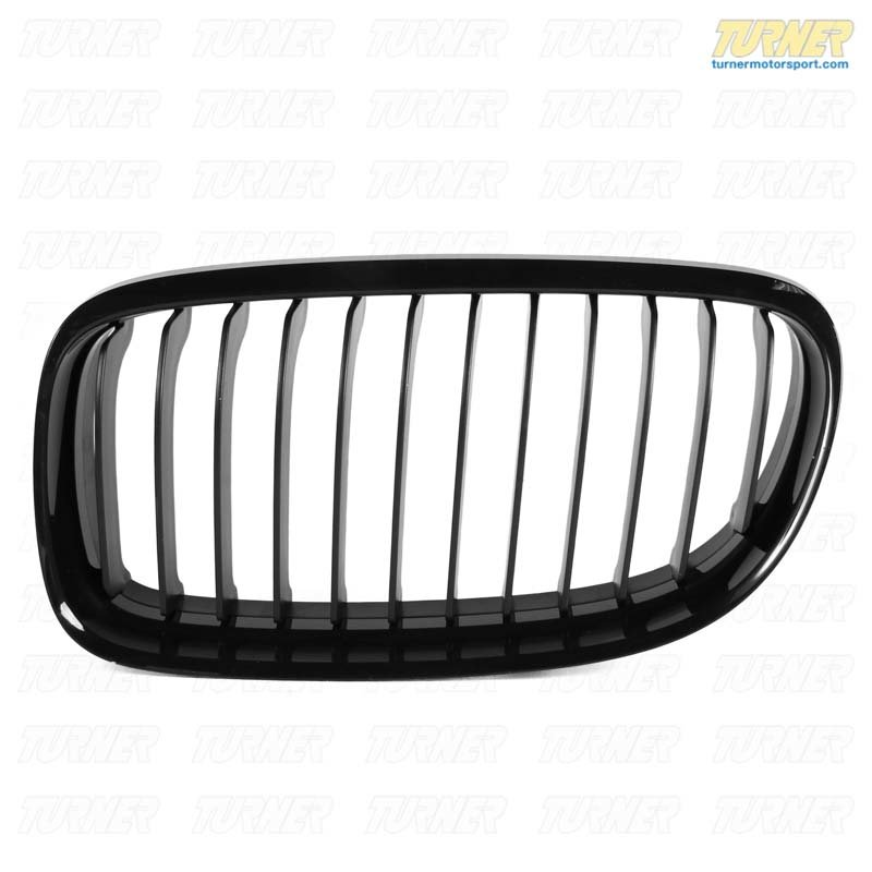 T#5094 - 51712146911 - BMW Performance Black Grill Left - E90 2009+ - Genuine BMW -