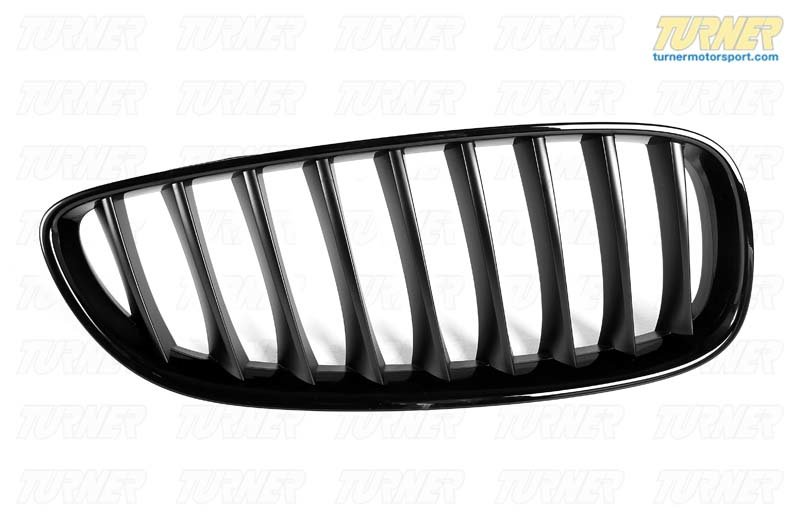 T#21973 - 51712150252 - Genuine BMW Front Trim Grill, Black, Right - 51712150252 - Genuine BMW -