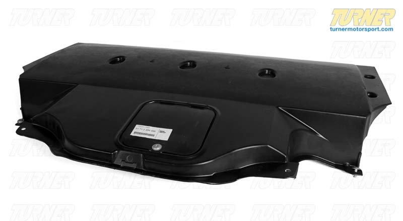 T#10089 - 51712498988 - Genuine BMW Engine Compartment Screening, Front - 51712498988 - E39 - Genuine BMW -