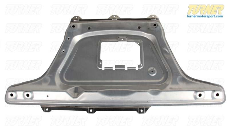 T#12808 - 51717028433 - Genuine BMW Reinforcement Plate - 51717028433 - E46,E85 - Genuine BMW -