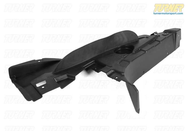 T#118055 - 51718044549 - Genuine BMW Covering Lower Left -M- - 51718044549 - E92,E93 - Genuine BMW -