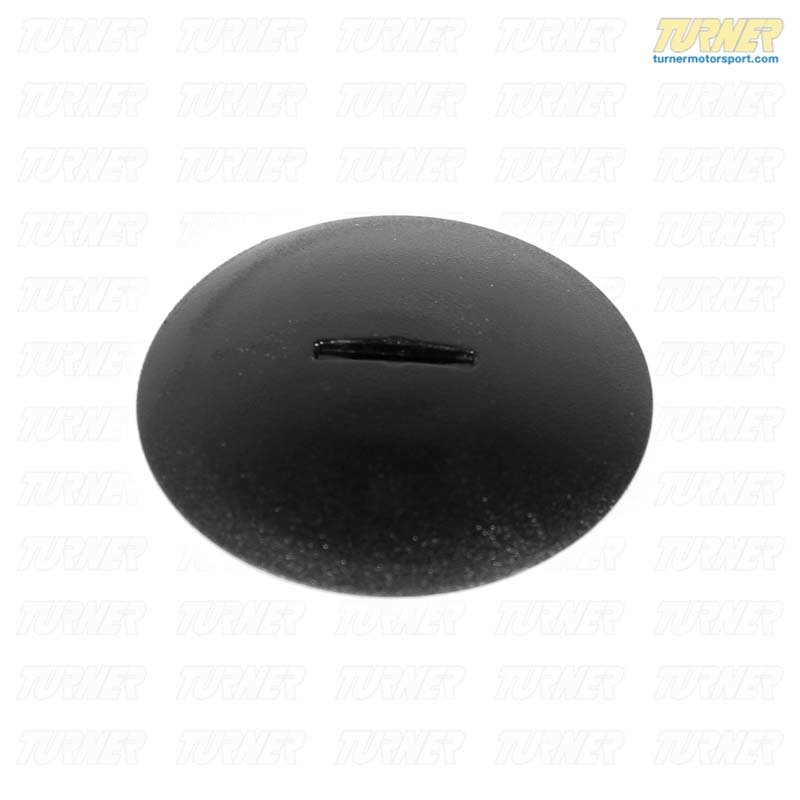 T#10137 - 51718153561 - Winsheild Cowl Trim Push-button - E36 - 51718153561 - Genuine BMW -