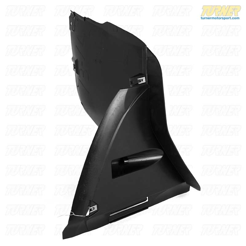 T#10169 - 51718193811 - Spoiler Splash Panel - Left - E46 - Genuine BMW - BMW