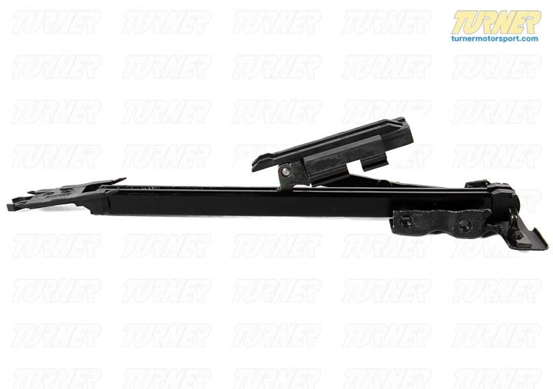T#10390 - 54128202295 - Sunroof Control Rail - Left - E39, E53 X5 - Genuine BMW - BMW