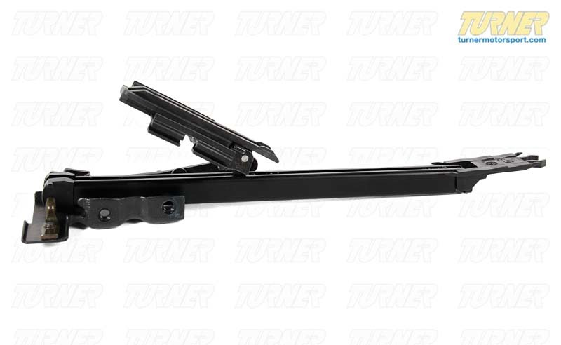 T#10391 - 54128202296 - Sunroof Control Rail - Right - E39, E53 X5 - Genuine BMW - BMW
