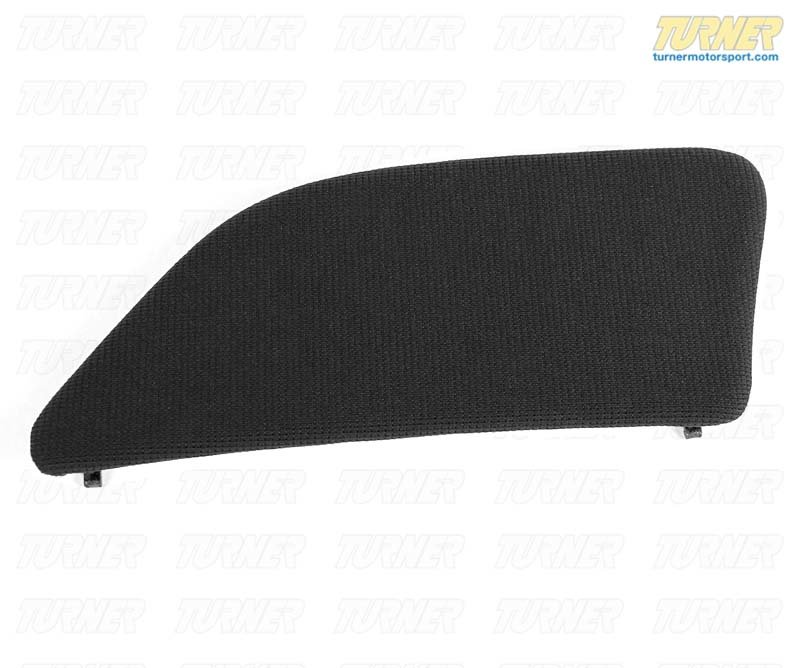 T#134362 - 54218153225 - Genuine BMW Flap Rear Left Anthrazit - 54218153225 - E36 - Genuine BMW -