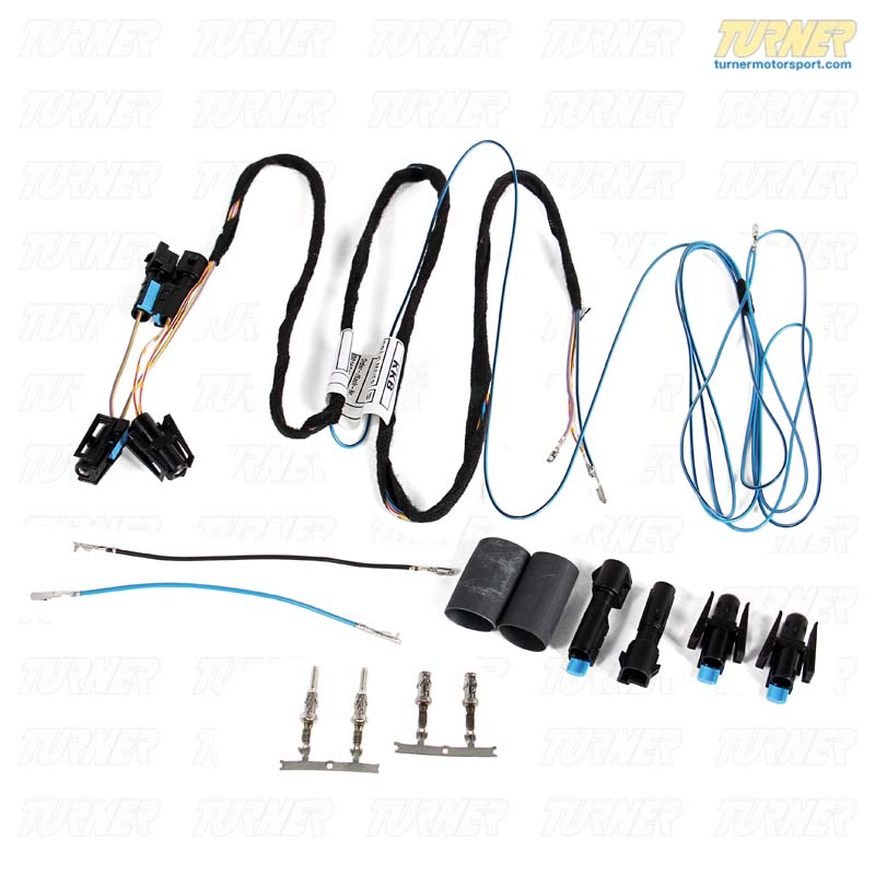 T#13997 - 61120016012 - Genuine BMW  Retrofit Cable Set, Speed Co 61120016012 - Genuine BMW -