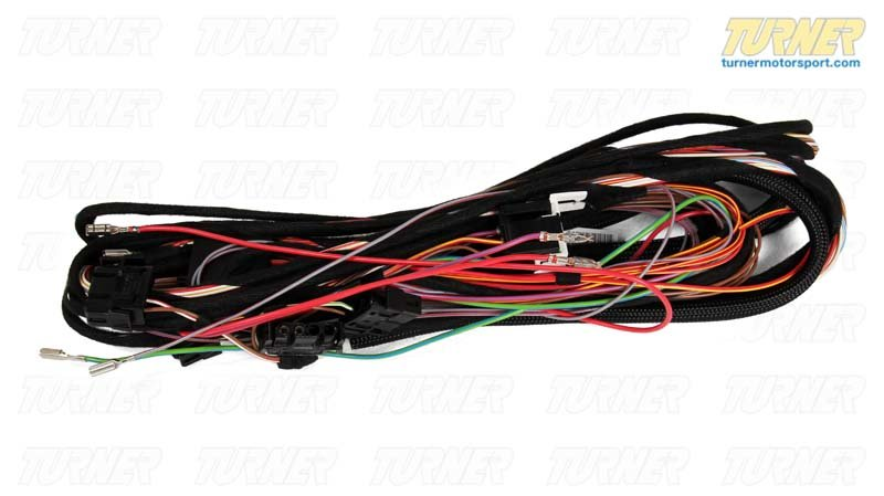 T#14002 - 61129401349 - Genuine BMW Vehicle Electrical System Wiring Heated Seat 61129401349 - Genuine BMW -