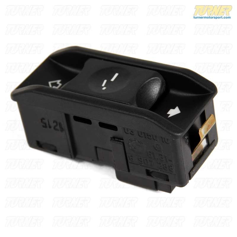 T#142136 - 61316907288 - Sunroof Switch - E46 E39 E38 E60 E53 E63 E83 - Genuine BMW - BMW