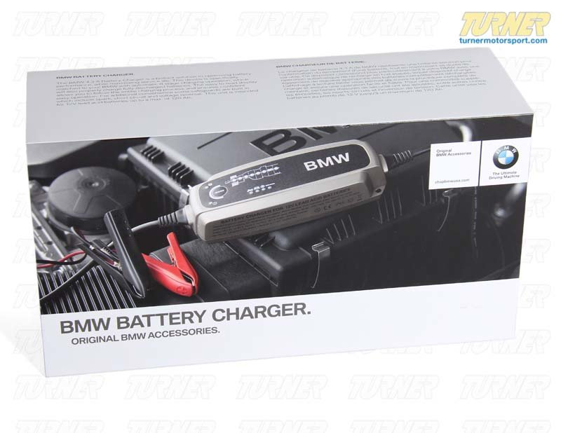 T#363413 - 61432408594 - Genuine BMW Battery Charger - Genuine BMW - BMW MINI