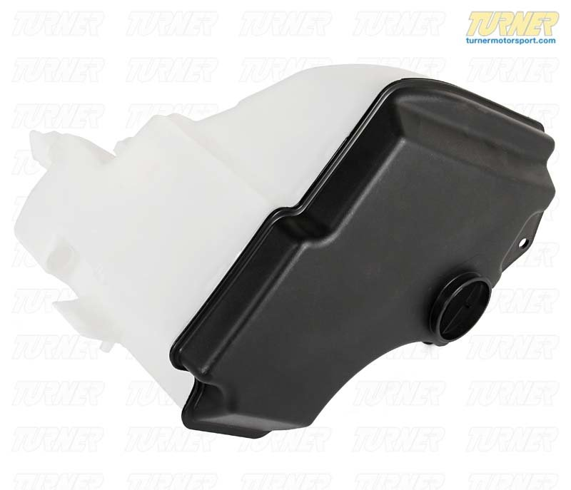 T#10766 - 61677008057 - Windshield Washer Bottle - E46 E85 Z4 - with headlight washers - Genuine BMW - BMW