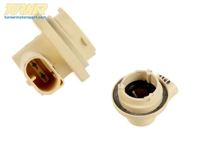 T#10877 - 63136943121 - Genuine BMW Left Turn Indicat.Lamp Bulb Socket - 63136943121 - E46 - Genuine BMW -