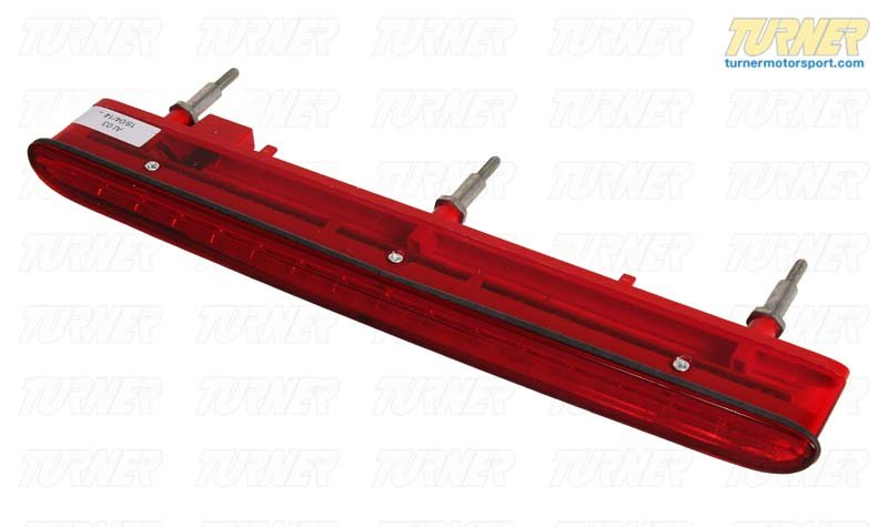 T#16256 - 63216920739 - Third Brake Light - Red - E46 Convertible - Genuine BMW - BMW