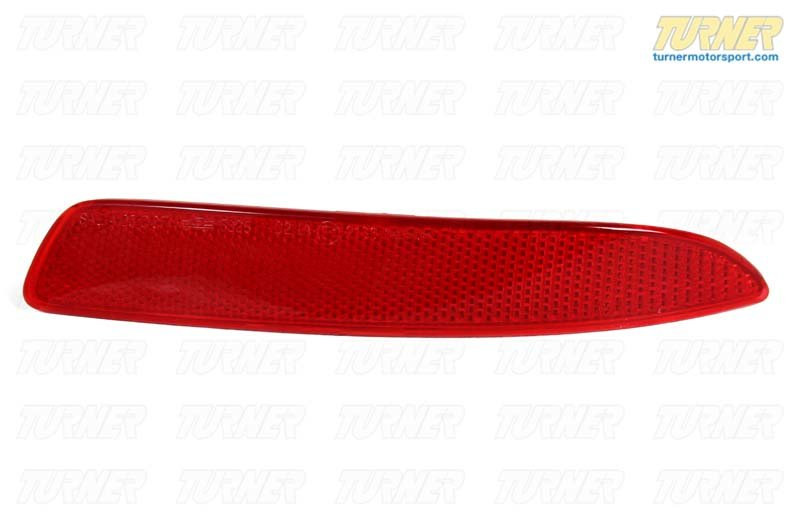 T#10964 - 63217158950 - Rear Right Bumper Reflector - Red - E70 X5 - Genuine BMW - BMW