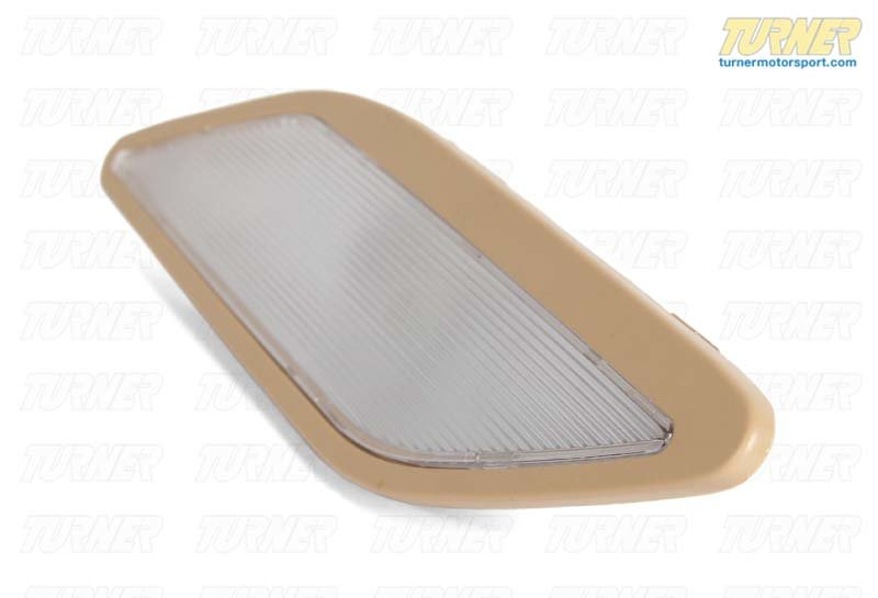 T#24615 - 63318363605 - Genuine BMW Interior Light Rear Left Beige - 63318363605 - E39,E39 M5 - Genuine BMW -