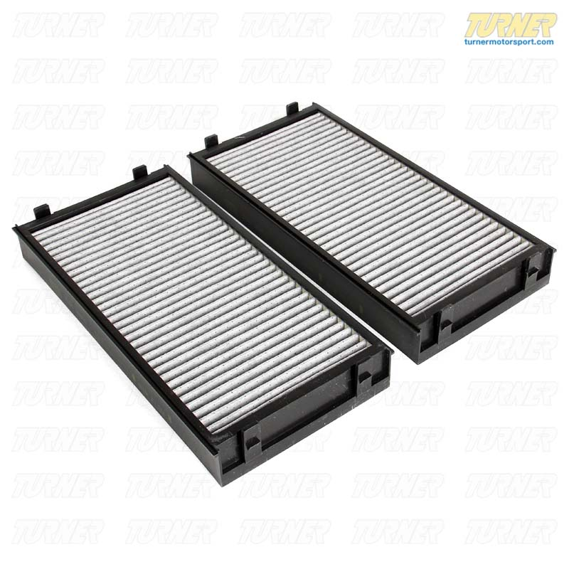 T#5620 - 64119248294 - Microfilter - Cabin Air Filter - Pair -E70 X5 E71 X6 2007+ - Mann - BMW