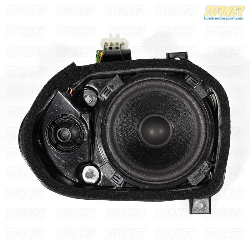 T#11150 - 65138357879 - Rear Left Speaker - E36 318ic 323ic 325ic 328ic M3 - Genuine BMW - BMW