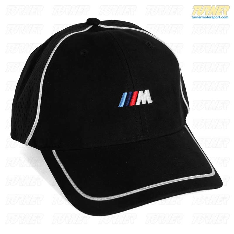 T#2724 - 80162208702 - Genuine BMW M logo Hat / Cap - Genuine BMW - BMW