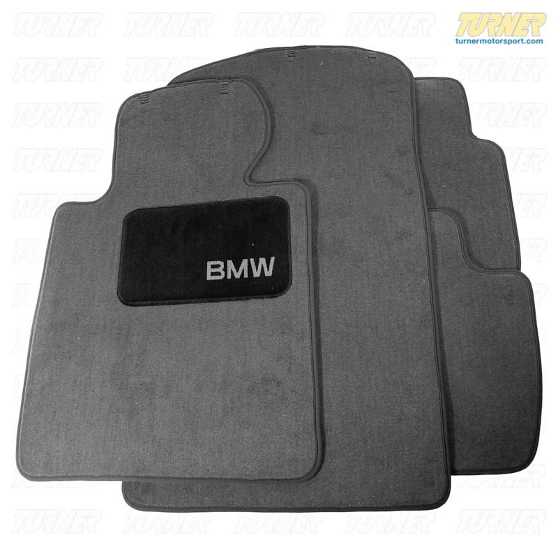 T#24900 - 82111470423 - Genuine BMW Floormat - 82111470423 - Genuine BMW -