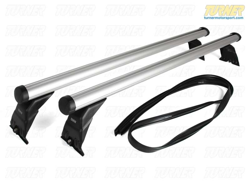 T#14245 - 82710144379 - Genuine BMW Roof Rack  - E39 Wagon - 82710144379 - Genuine BMW - BMW