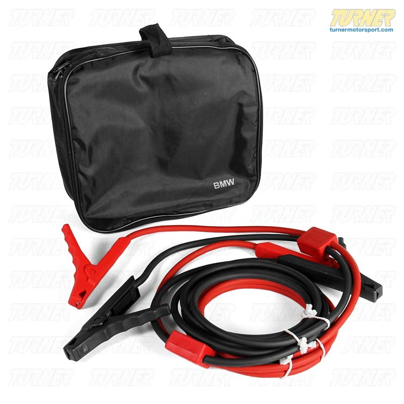 T#173342 - 83310153163 - Genuine BMW Jumper Cables with Safety Circuit - Genuine BMW -