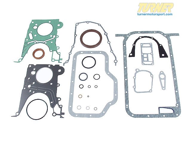 T#19595 - 11111727595 - Gasket Set Engine Block 11111727595 - Victor Reinz -