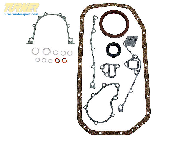 T#6573 - 11111734114 - Bottom End Gasket Set - E21 320i. 2002 - Victor Reinz - BMW
