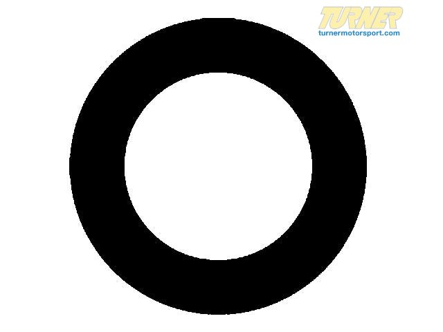 T#19414 - 11121721476 - Genuine BMW Profile-Gasket - 11121721476 - E30,E36 - Genuine BMW -