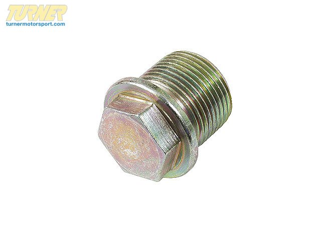 T#6627 - 11131250089 - Genuine BMW Screw Plug M22X1,5 - 11131250089 - Genuine BMW -