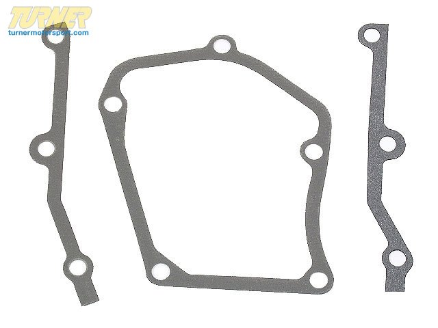 T#6653 - 11141721919 - BMW Engine Gasket Set Chain Case 11141721919 - Goetze -
