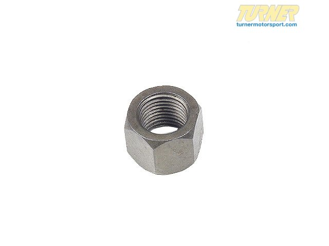 T#19171 - 11240518321 - Genuine BMW Hex Nut - 11240518321 - E30,E34 - Genuine BMW -