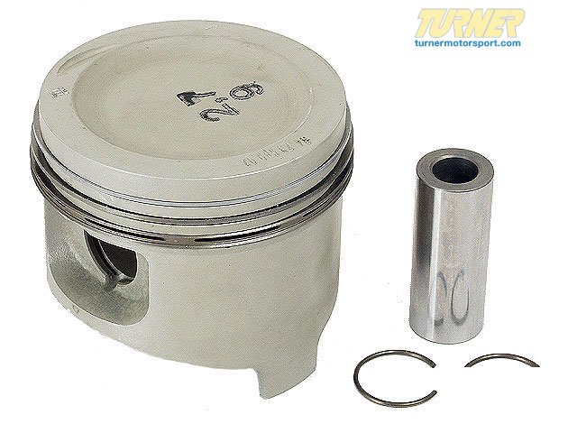 T#19069 - 11251287098 - Genuine BMW Ks Piston 84,230mm(+0,25) - 11251287098 - E30 - Genuine BMW -