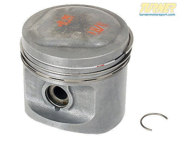 T#19056 - 11251705547 - Genuine BMW Ks Piston 89,22mm(+0,25) - 11251705547 - E30 - Genuine BMW -
