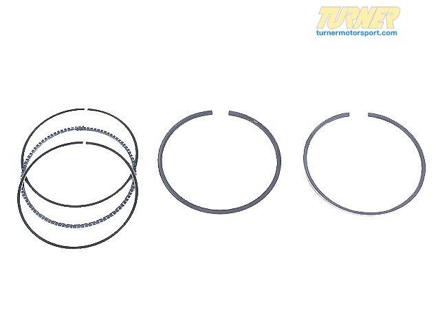 T#19064 - 11251727461 - Repair Kit Piston Rings 11251727461 - Goetze -