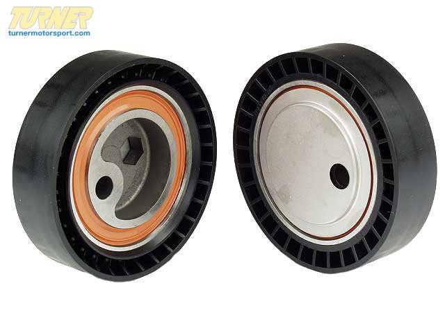 T#6026 - 11282245087 - Adjusting Pulley for Air Conditioning - E36 318i/is/ic/ti, Z3 - Febi - BMW
