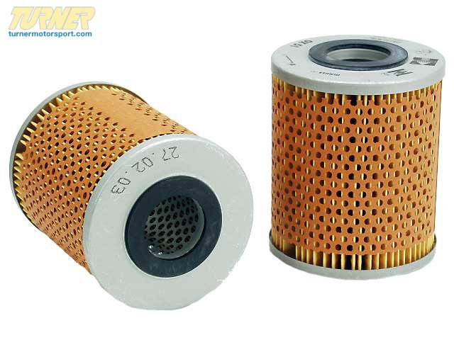 T#6811 - 11421256402 - OEM BMW Engine Oil Filter Insert 11421256402 - Mahle -